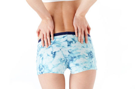 Flat Buttocks Exercise Help