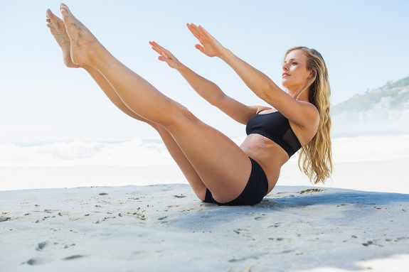Four Health Benefits of Pilates