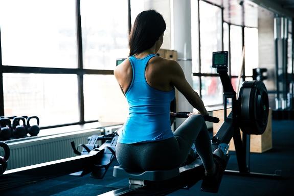 Rowing Machines Vs. Treadmills