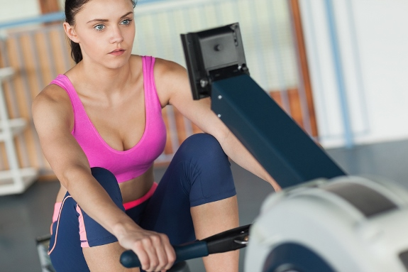 Rowing Machines Vs. Exercise Bikes