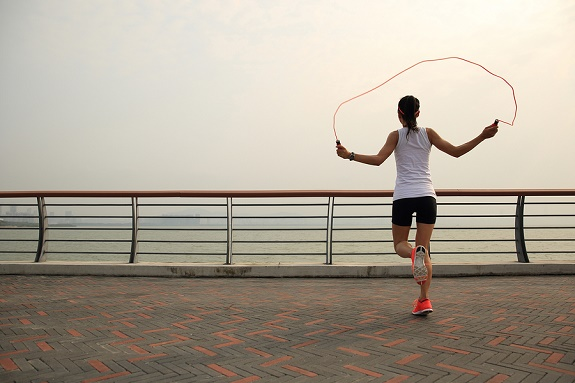 9 Benefits of Working Out with a Jump Rope