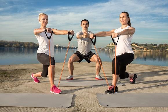 Top 5 Exercise Band Sets Comparison Review
