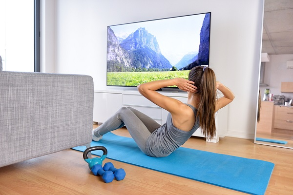 Exercise at Home – Is It Dangerous